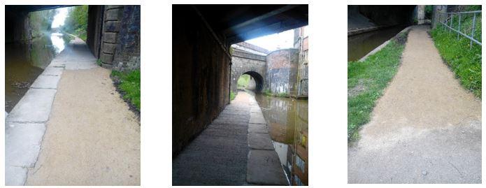 tow path improvements congleton