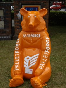 Bear Force Bear by Pallet Force Congleton