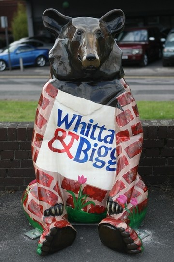 Biggsy Bear by Whittaker and Biggs