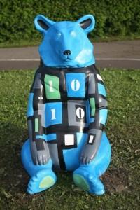 Bob the Bear by Prism Congleton Bearmania