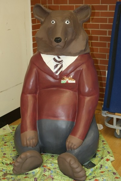 Bosley Bear Congleton Bearmania