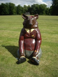 Bosselina Bear Congleton Bearmania