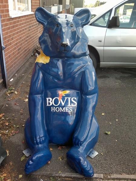 Bovis Bear Congleton Bearmaina
