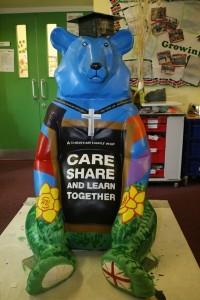 Teach a Bear Congleton Bearmania