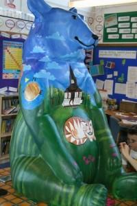 Cheshire Bear
