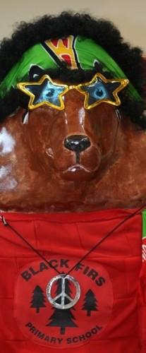 Hair Bear Black (No.32)