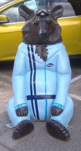 Henry Ford Bear Congleton