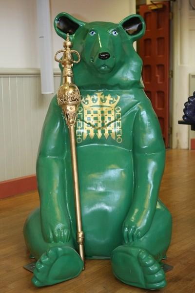 Justice Bear