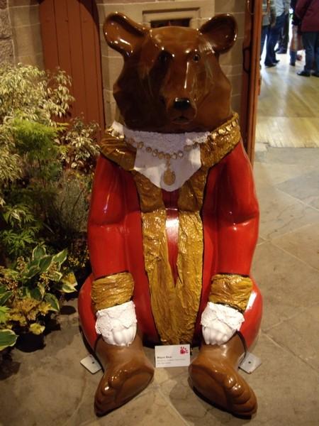 Mayor Bear