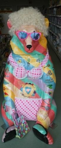 Rainbow Bear (No.55)