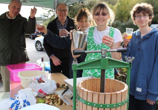 Congleton apple juice week