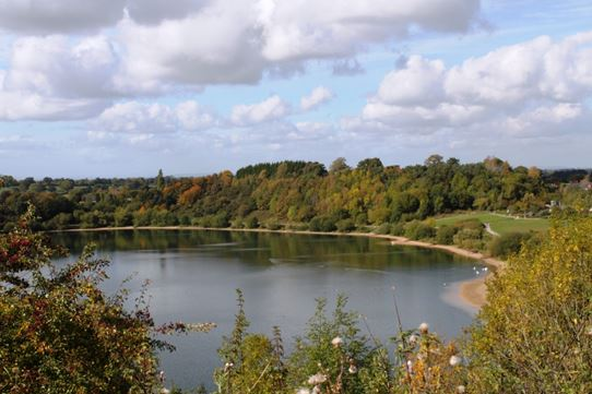 Astbury Mere Country Park Congleton Cheshire