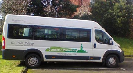 Mini Bus For Hire Congleton