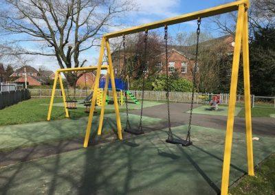 Congleton Playground update