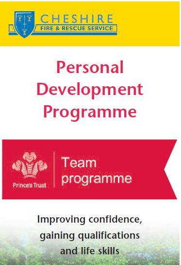 princes Trust 12 week personal Development programme