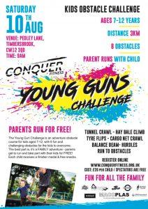 Young Gun Kids Challenge
