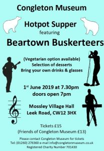 Beartown Buskerteers Congleton