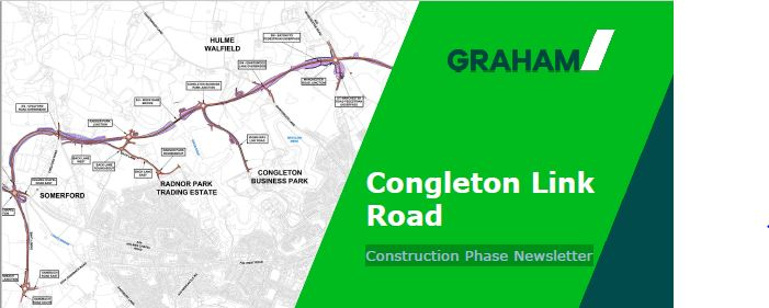 Congleton Link Road – News Update