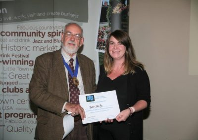 Butters John Bee receives dementia-friendly recognition.
