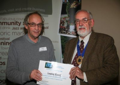 Congleton Museum Care receives dementia-friendly recognition.