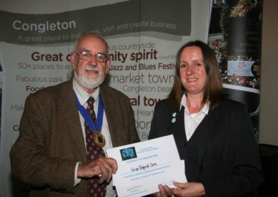 Co-op Funeral Care receives dementia-friendly recognition.