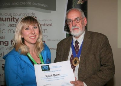 Musical Moments Dementia Friendly Business Award