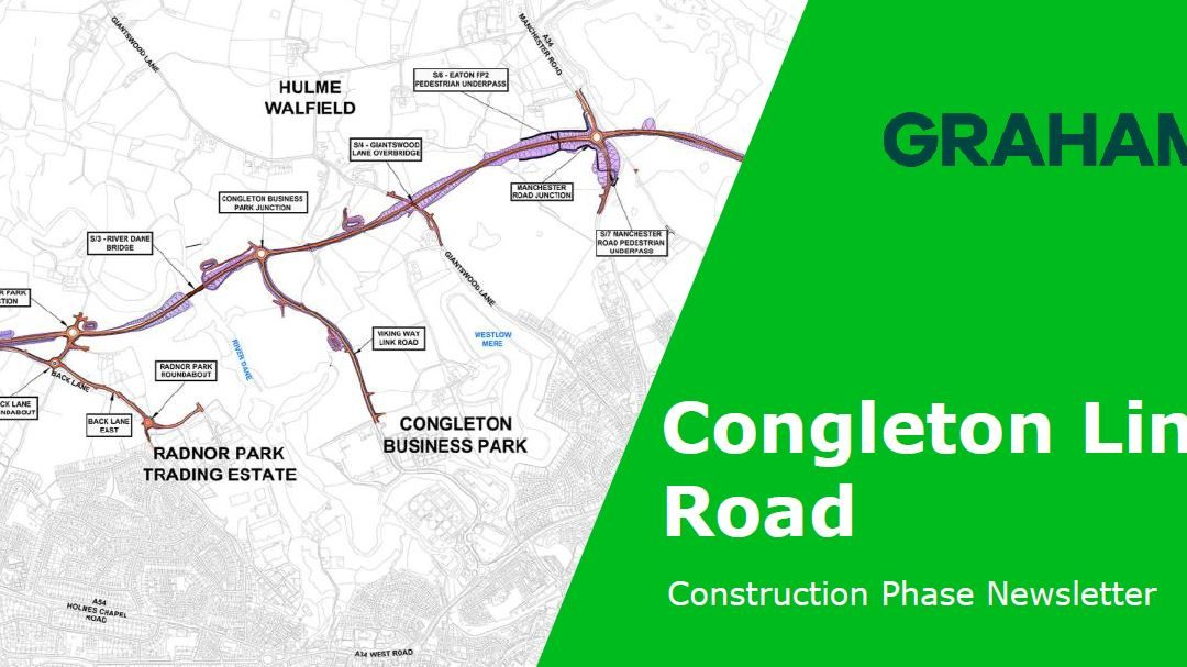 Congleton Link Road March Update