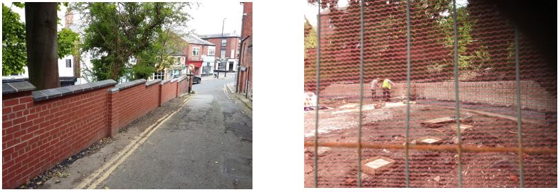 Work started on Congleton Cenotaph