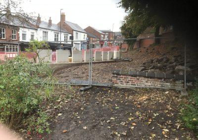Cenotaph refurbishment