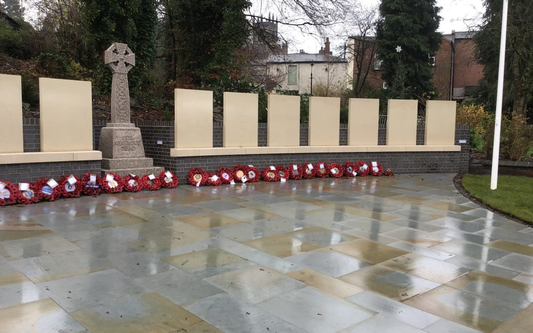 Congleton Cenotaph New Build Project!